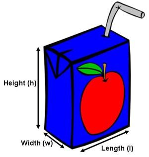 Rectangular Prisms in the everyday world - Google Image Result for http://www.sciencebuddies.org/science-fair-projects/project_ideas/Math_img082.jpg: Science Ideas, Pre Algebra Ideas, Education Ideas, Math Ideas, Classroom Ideas