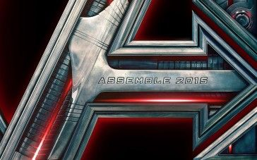 Avengers Age Of Ultron First Poster Wallpaper