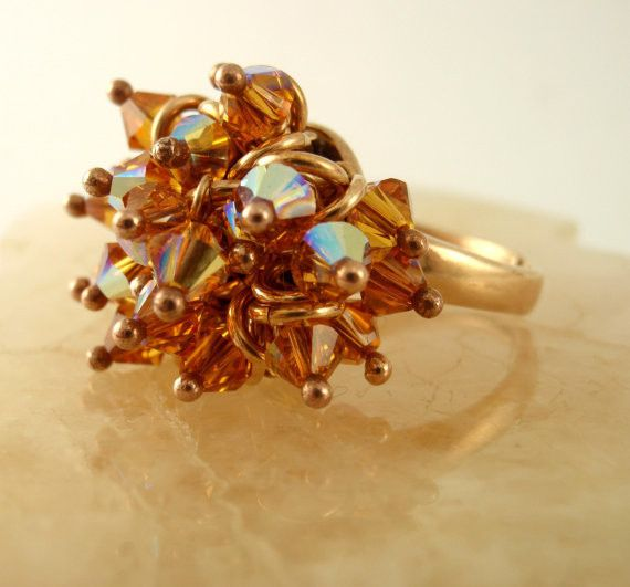 119 best DIY Jewelry Rings images on Pinterest