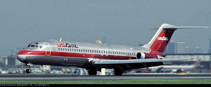 US Air DC-9