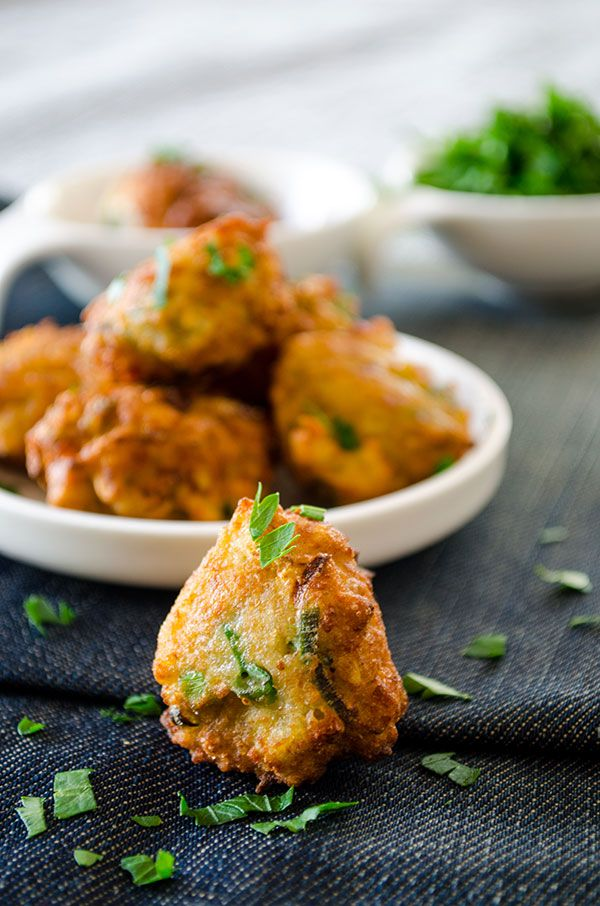 Fried Zucchini Balls. Great way to make your family love zucchini! These balls make perfect breakfast, mezze or side dish.