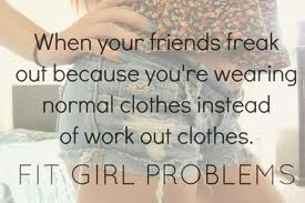 relate to all the fit girl problems in 2013