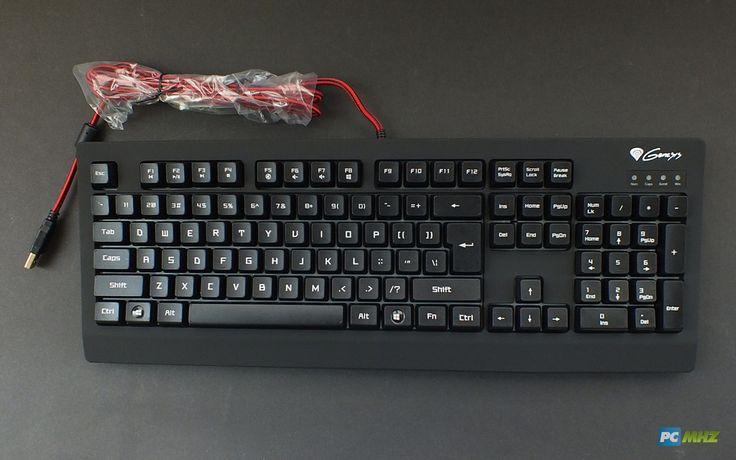 Genesis RX75 Tastatura mecanica gaming review