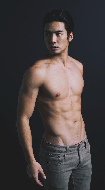 yoshua sudarso shirtless