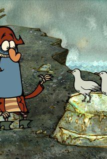 The Marvelous Misadventures of Flapjack (2008) Poster