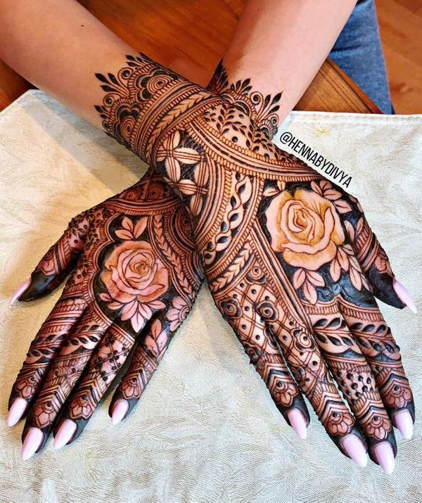 Bookmark These 15 Best Back Of The Hand Bridal Mehendi Designs For Your Wedding Wedding Mehndi Designs Bridal Mehndi Designs Engagement Mehndi Designs