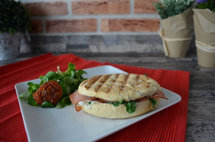 Panini with Goat Cheese Swartzwalder Shinken | Recipes | The Windmill Bakery |