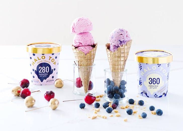 The Best Healthy Ice Creams To Get You Excited For Summer