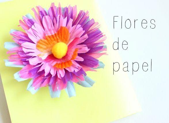 Ms de 25 ideas increbles sobre Tarjetas con flores en Pinterest