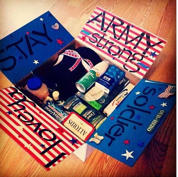 8 best military care packages images on pinterest military care care package idea negle Images