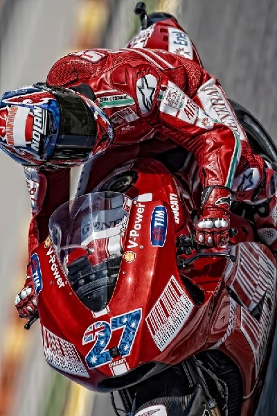 Casey Stoner and Ducati Racing,  Great partnership