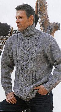 Örgü Erkek Kazak Modelleri\u2026 - Dantel Örnekleri, örgü, dantel