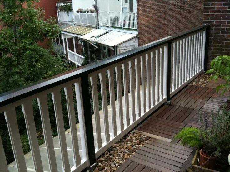 Balkonhek vernieuwen | Kluswebsite