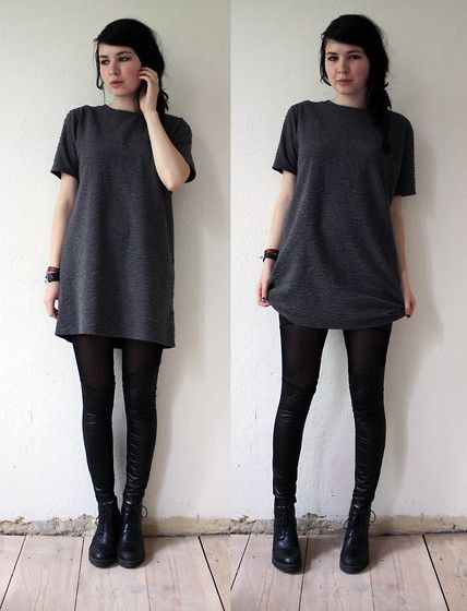 Nowistyle Top/Dress, Vagabond Boots