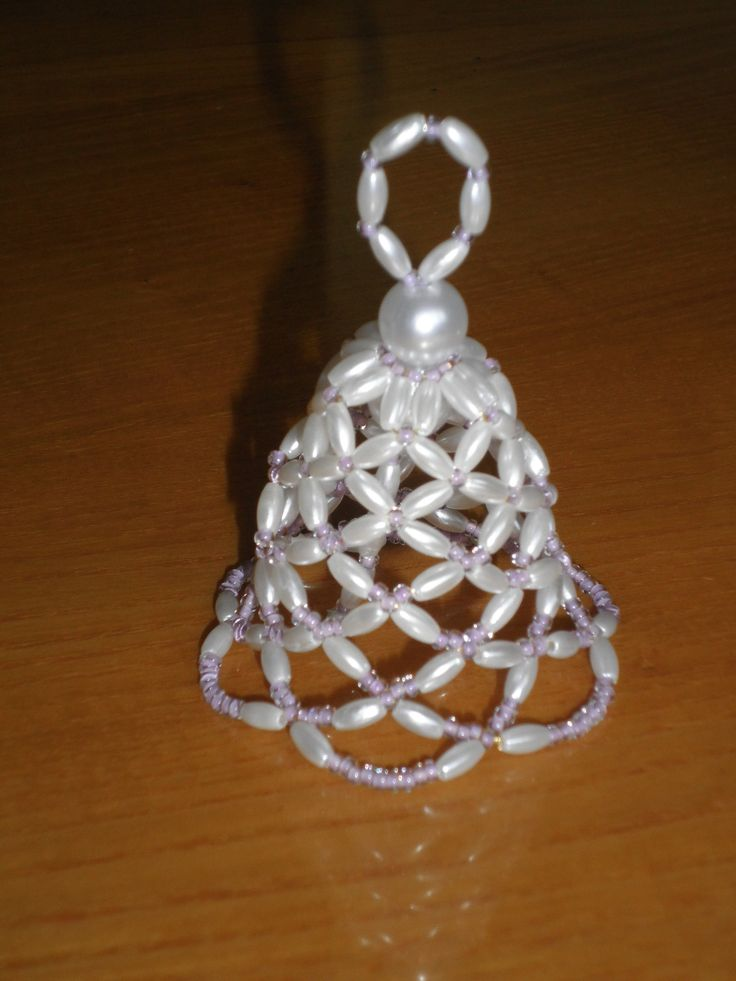 Best bell ornaments images on pinterest