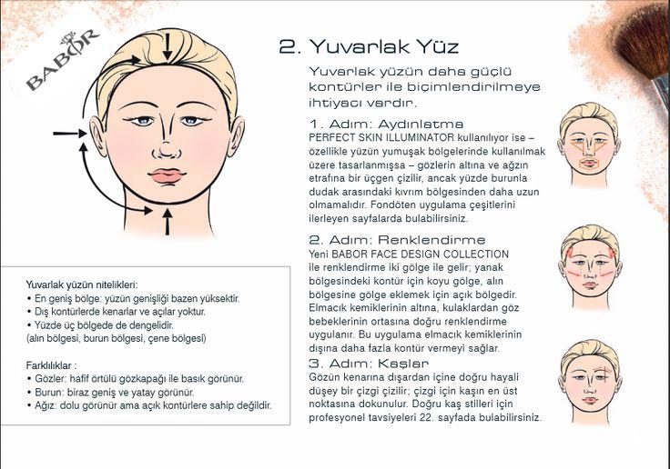 Uluslararası makyaj sanatçısı Peter Schmidinger'den yuvarlak yüz biçimine sahip olanlar için makyaj tüyoları.  #peterschmidinger #makyaj #güzellik #makyaj #babor #kozmetik #makeup