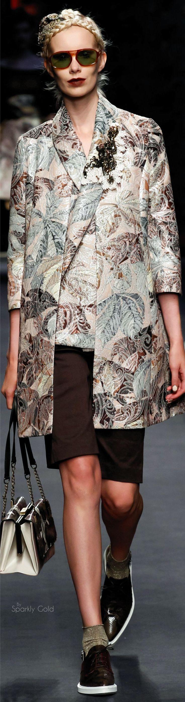 Antonio Marras, Spring/Summer 2016, Ready to Wear