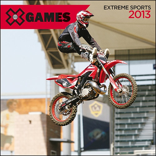 Extreme Sports: X Games Extreme Sports Wall Calendar: Why Not See All Of