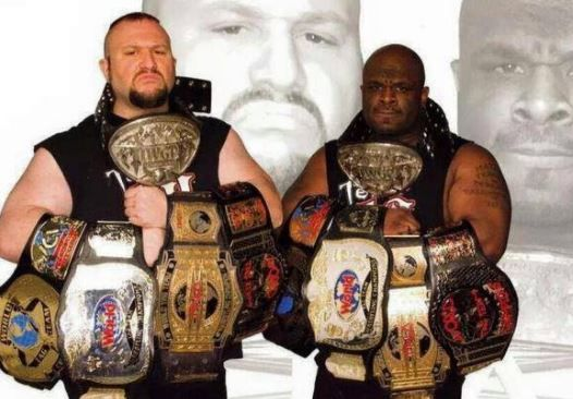 The 2018 Hall of Fame class is beginning to grow, and the next tag team up happens to be the most decorated team in wrestling history. Even with all of their titles the Dudley Boyz may also be the ...