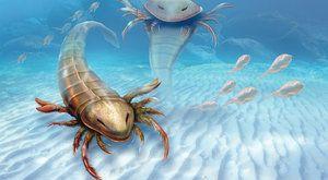 Pravěká potvora: Nejstarší mořský mega škorpion