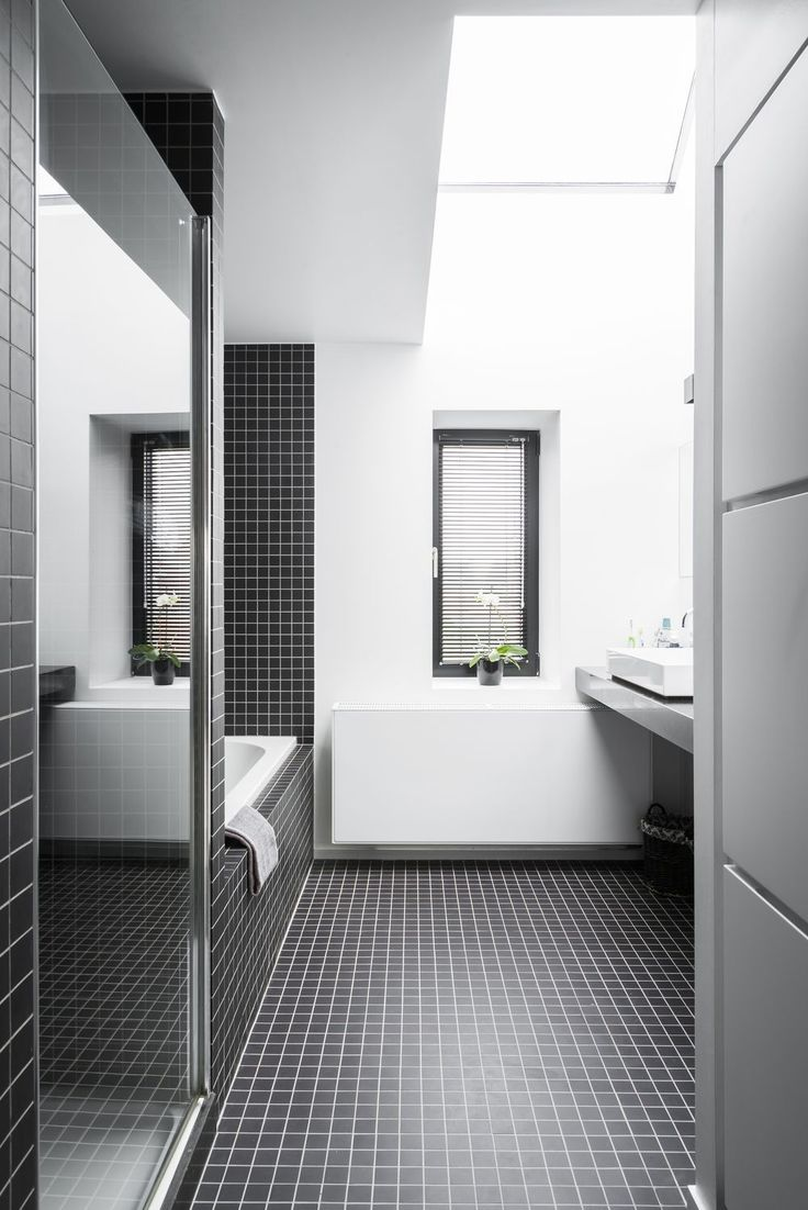 25 beste idee n over jaren 50 badkamer op pinterest vintage badkamertegels muntgroene - Badkamer lengte plan ...