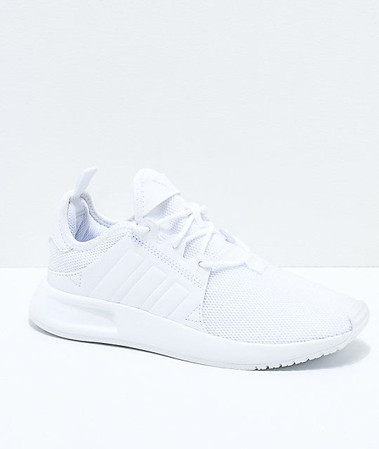 e351962b08a77 adidas Xplorer All White Shoes