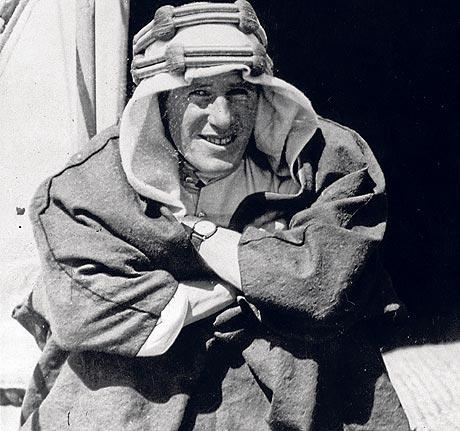 Lieutenant Colonel Thomas Edward Lawrence, CB, DSO (16 August 1888[5] – 19 May 1935), known professionally as T. E. Lawrence, was a British Army officer renowned especially for his liaison role during the Arab Revolt against Ottoman Turkish rule of 1916–18. The extraordinary breadth and variety of his activities and associations, and ability to describe them vividly in writing, earned him international fame as Lawrence of Arabia in a1962 film based on his World War I activities.