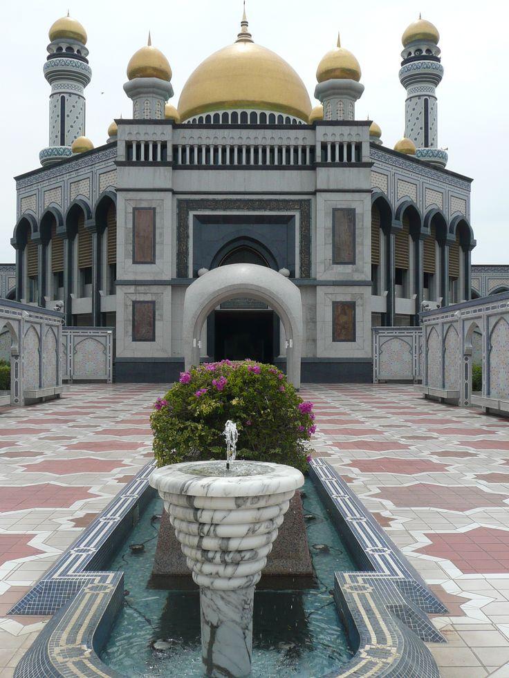 Brunei_Postcode Query