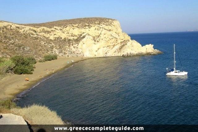 Kleisidi Beach - Anafi - #Cyclades