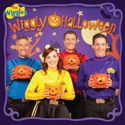 Wiggles- WIGGLY HALLOWEEN-