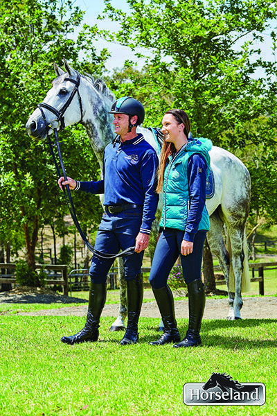 Euro-Star looks amazing everyone, we are especially loving the fresh blues that add some great pop to Horseland this winter!