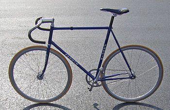 Bicicleta de pista - Wikipedia, la enciclopedia libre