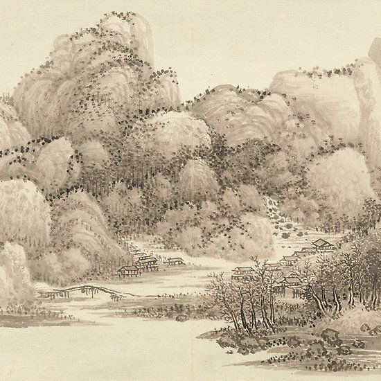Chinese Landscapes,