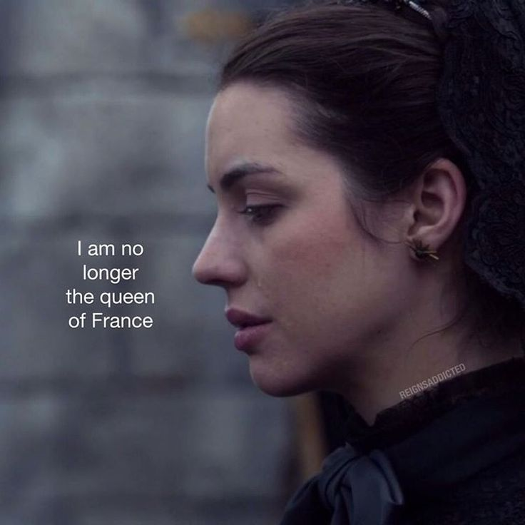 """I feel so sorry for her. #reign"""