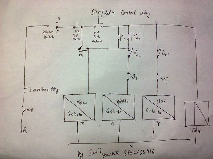 abb contactor wiring diagram abb image wiring diagram 3 phase motor wiring diagram star delta images on abb contactor wiring diagram