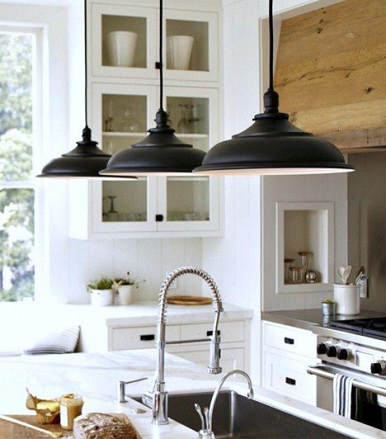 Kitchen Island Lighting: Trend Alert.