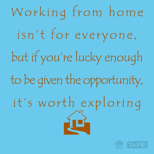 There are many hidden pros and cons to working from home.