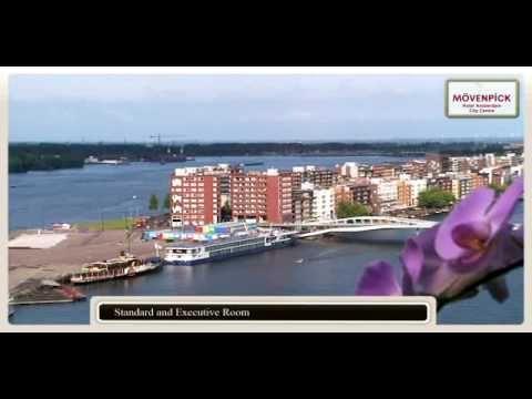 Visiting Amsterdam? Visit the Mövenpick Hotel Amsterdam City Centre!