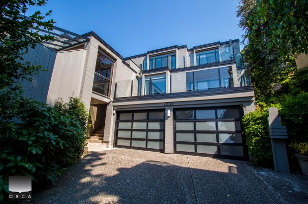 2339 Westhill Drive Gorgeous craftsmanship in this executive property. Quality-built home with tons of high end finishes. Over-sized double garage with additional parking. Fantastic Views from all 3 levels! Gated property, outdoor pool and huge sun deck.