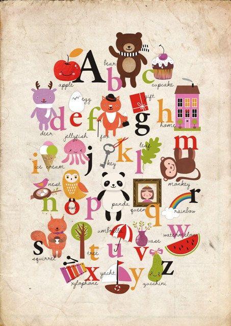 SirooPe: freebies abecedario