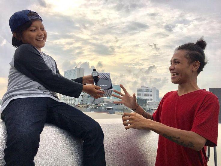 """1,220 Likes, 15 Comments - Muh Faisal (@ichalkate) on Instagram: """"Sahabat adalah orang yang selalu ada saat kita dalam keadaan suka maupun duka. Sahabat saya ini…"""""""
