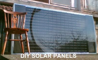 How to build DIY solar panels