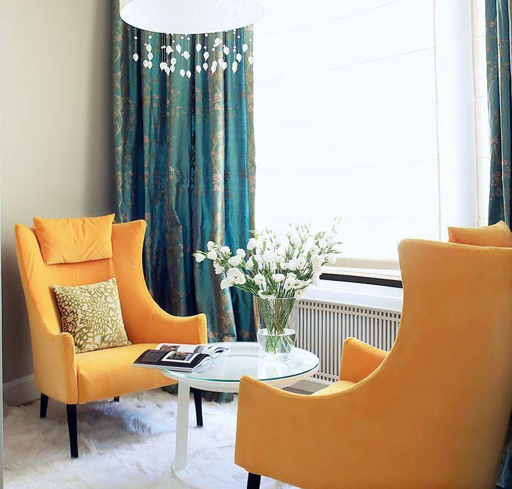 Лучшие цветовые сочетания для интерьера маленькой квартиры - Портал «Домашний»