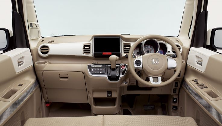 2014 Honda N-Box Interior