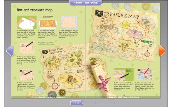 Treasure map #raisasbooks