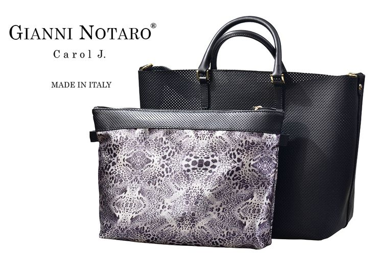 Minimal or patterns? Pick your PERFECT leather Gianni Notaro bag, in Galleria Di Scarpe