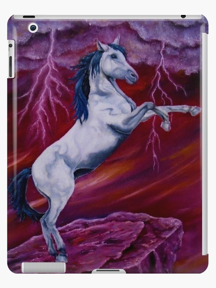 iPad Case/Skin,  unique,cool,fancy,beautiful,trendy,artistic,awesome,unusual,fashionable,accessories,gifts,presents,ideas,design,items,products,for sale,colorful,red,horse,equine,redbubble