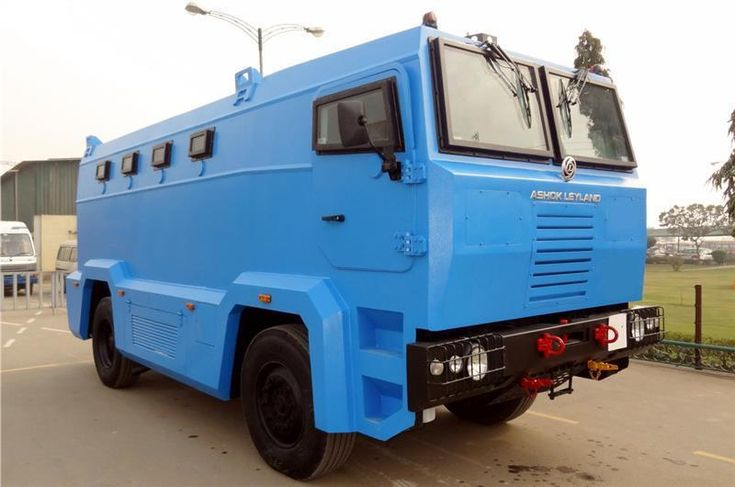 ashok leyland bulletproof vehicle manufacturer