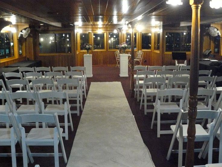 Kookaburra Showboat Cruises Wedding Brisbane Celebrant Neal Foster The Marriage Celebrant performs weddings here.