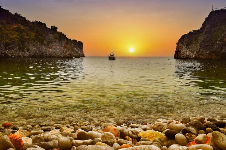 Alypa beach Mani Greece